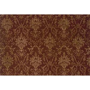 Alexander - Wine - Wool Carpet