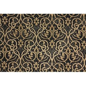 Amherst - Royal Navy - Patterned Cut Pile Carpet
