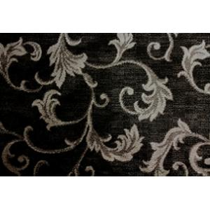 Apollo - Black - Patterned Cut Pile Carpet