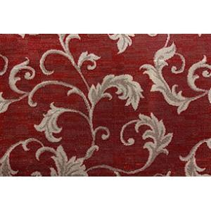 Apollo - Cherry - Patterned Cut Pile Carpet