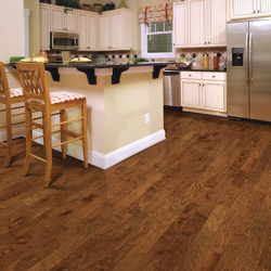 "American 1/2"" x 5"" - Barrel Hickory - Engineered Hardwood Flooring"