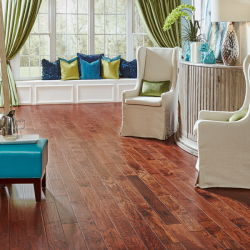 "American 1/2"" x 4 3/4"" - Hickory Venice - Engineered Hardwood Flooring"