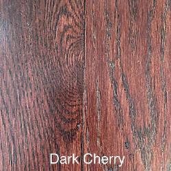 Grand Estate - Dark Cherry Series - Solid Hardwood