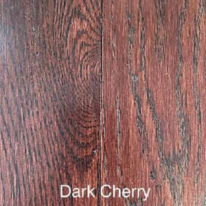 Grand Estate - Dark Cherry - Solid Hardwood