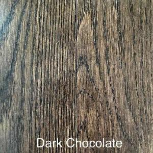 Grand Estate - Dark Chocolate - Solid Hardwood