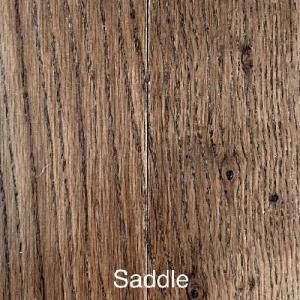 Grand Estate - Saddle - Solid Hardwood