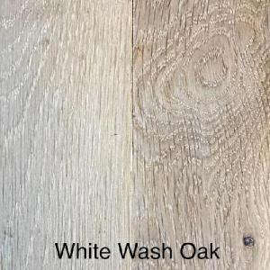 Grand Estate - White Wash Oak - Solid Hardwood
