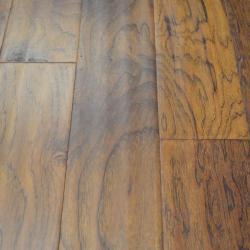 SmokeHouse Hickory - Hickory Saddle - Engineered Hardwood