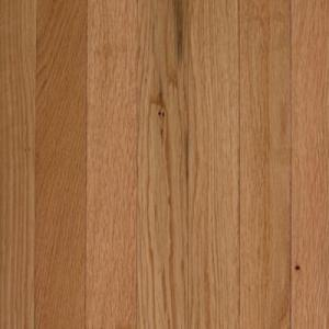 Traditional Flair 2 ¼- White Oak Natural - Solid Hardwood