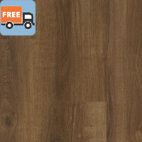 "Prime Time Click - Natural Oak 5.84"" Wide Plank - Free Shipping + 300 sq ft"