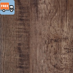 "Prime Time Click - Meadow Oak 8"" Wide - Free Shipping + 300 sq ft - LVP Luxury Vinyl Plank - Click Lock"