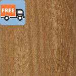 "Prime Time Click - Spring Oak 7.5"" Wide Plank - Free Shipping + 300 sq ft"